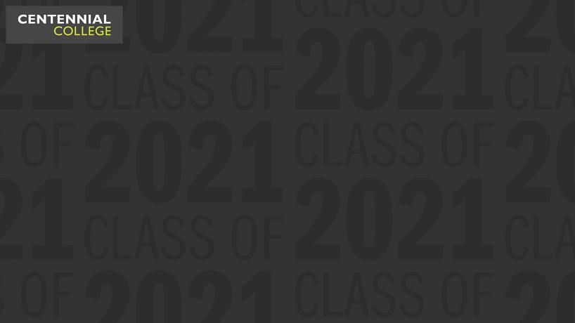 subtle wallpaper pattern that reads class of 2020