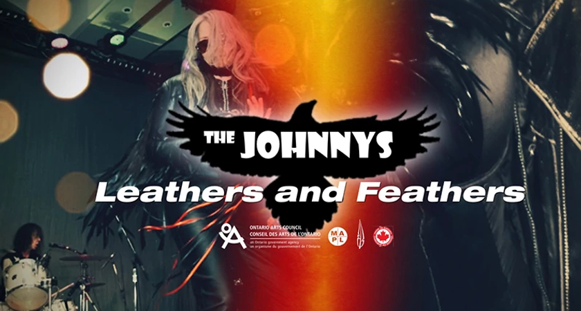 "Centennial Alumni, The Johnnys, Release New Album ""Leathers and Feathers"" Image"
