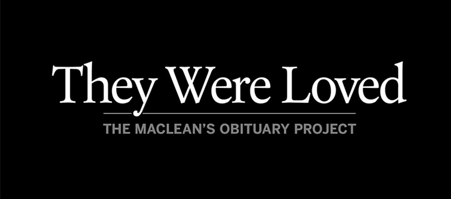 Journalism Programs Partner with Maclean's for: They Were Loved- The Maclean's Obituary Project image